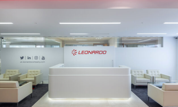Leonardo's approach to developing a strategic partnering programme for suppliers