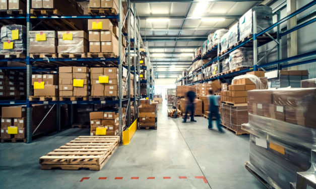 Category report: Warehousing