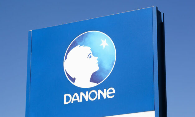 Danone's approach to improving transparency with supplier visibility dashboards